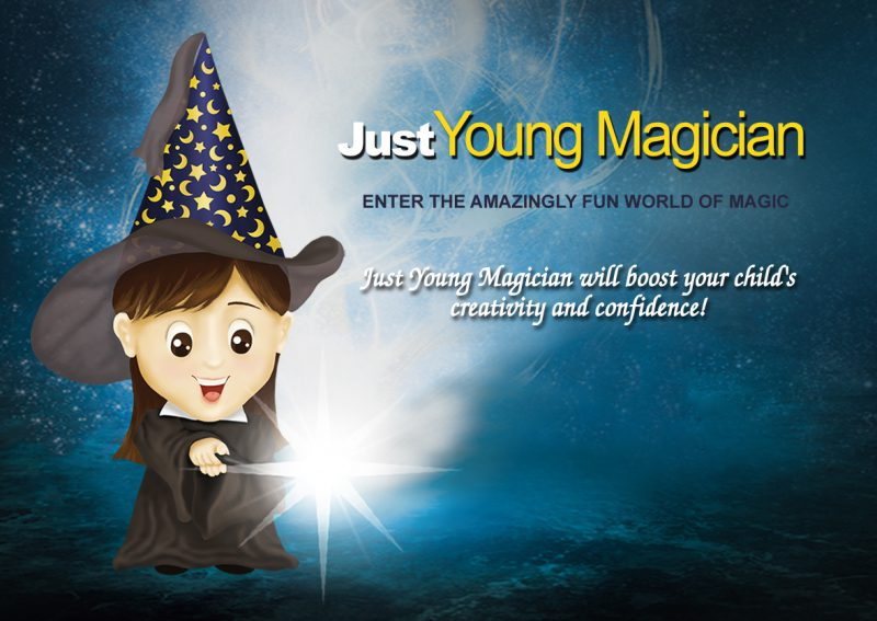 just-young-magiciann